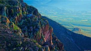 हुआसाबास पहाड़ियां