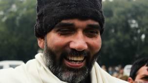 अरविंद केजरीवाल के धरना स्थल की तस्वीरें