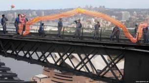 सिडनी हार्बर ब्रिज