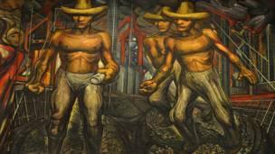 Obras mostram várias fases de artista plástico que consolidou estilo junto com Diego Rivera.