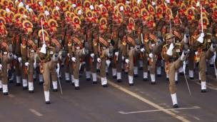 भारत गणतंत्र दिवस परेड, फुल ड्रेस रिहर्सल