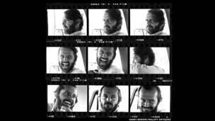 जैक निकोलसन, बिलिंग्स, मोन्टाना, 1975