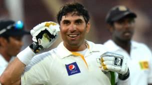 पाकिस्तानी खिलाड़ी मिस्बाह उल हक़