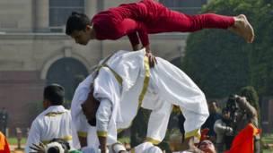 Tarian tradisional India