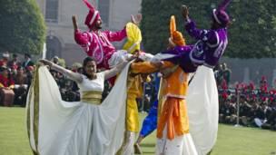 Tarian rakyat India