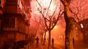 चीनी नए साल की तैयारियां, 2014