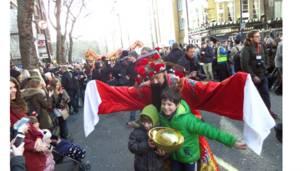 伦敦马年春节庆祝活动