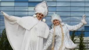 सोची शीतकालीन ओलंपिक, रूस