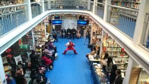 查寧閣圖書館馬年慶祝活動