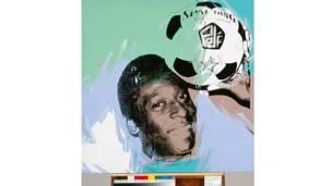 Mostra traz pontos de vista de diversos artistas sobre o esporte.