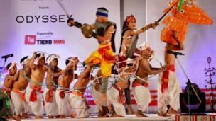 गुवाहाटी में पूर्वोत्तर के राज्यों का सांस्कृतिक कार्यक्रम
