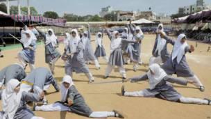 मार्शल आर्ट, हैदराबाद
