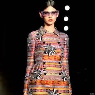 लंदन फ़ैशन वीक 2014 , ब्रिटेन
