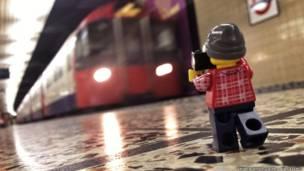 Metro de Londres. Andrew Whyte/Cater News Agency