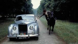 Rolls Royce, London Film Museum