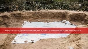 सोमालीलैंड में कब्रों की खुदाई