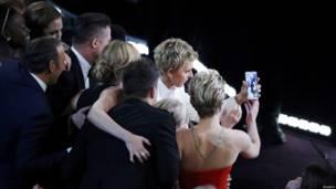 Perhelatan Oscars 2014