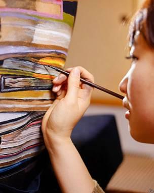 Obra de Hikaro Cho