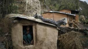 नेपाल में स्त्रियों से मासिक चक्र से जुड़ी चौपदी प्रथा