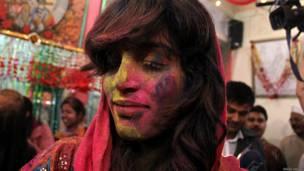 पाकिस्तान, होली की धूम, रावलपिंडी, राधाकृष्ण मंदिर