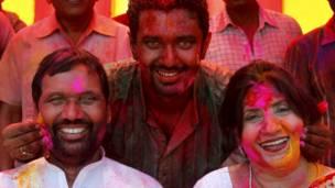 नेताओं की होली, लोक जनशक्ति पार्टी, राम विलास पासवान