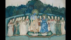 बंगाल की चित्रकला, 19वीं शताब्दी के उत्तरार्ध की पेंटिंग