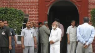 खुशवंत सिंह का अंतिम संस्कार