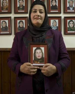 सामिया अजीजी, अफगानिस्तान की महिला सांसद