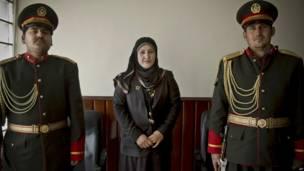 तूरपेकारी पटमन, अफ़ग़ानिस्तान की महिला सांसद