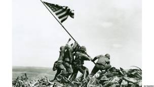 Foto premiada con el Pulitzer 1945