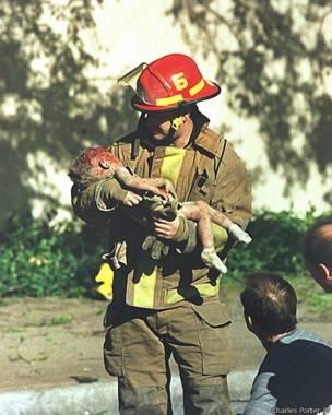 Foto premiada con el Pulitzer 1996