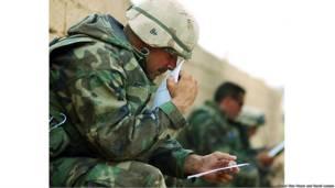 Foto premiada con el Pulitzer 2004
