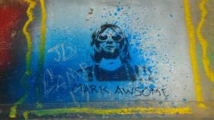 BBC Mundo refaz os passos do líder do Nirvana no Estado americano de Washington