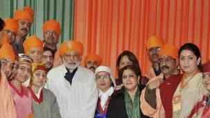 नरेंद्र मोदी, कश्मीरी पंडितों के साथ