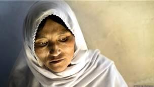 Mujer en Afganistán Anje Niedringhaus