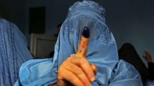 अफ़ग़ान चुनाव
