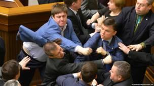 यूक्रेनी संसद, कीव