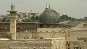 Image Caption Masjid Al Aqsa Merupakan Tempat Suci Ketiga Bagi Umat Islam