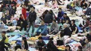 दक्षिण कोरिया, नाव दुर्घटना