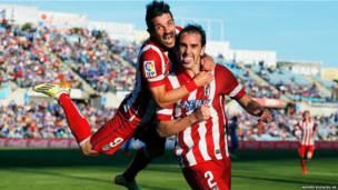 स्पेन, फुटबॉल