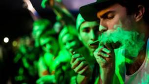 सिएटल में स्नूप डॉग का शो