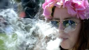 कोलोराडो में गांजा उत्सव