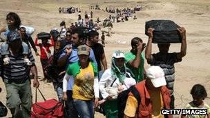 إقليم كردستان العراق: تسلسل زمني 140424181834__70032455_kurdistan_syrians_g