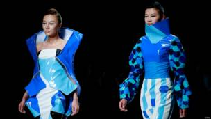 चाइना ग्रेजुएट फैशन वीक