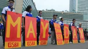 demo may day