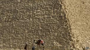 Resuelven el misterio de cmo construyeron las pirmides de Egipto