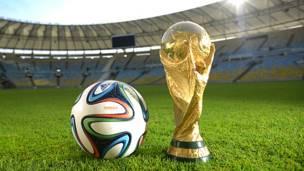 37b9433feb057 A ciência por trás da bola oficial da Copa - BBC News Brasil