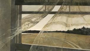 A National Gallery, em Washington, exibe 60 aquarelas, desenhos e pinturas a têmpera do celebrado artista americano