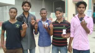 युवा मतदाता