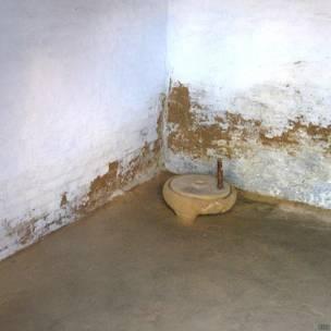 भगत सिंह का घर और गलियां